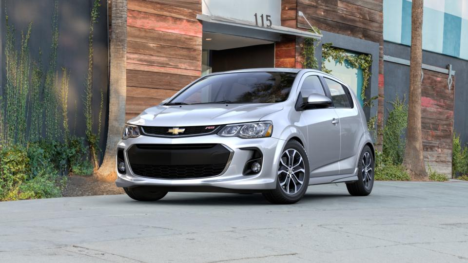 2017 Chevrolet Sonic Vehicle Photo in San Leandro, CA 94577