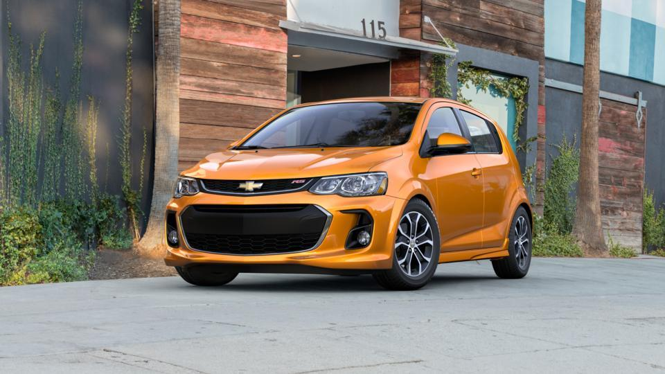 2017 Chevrolet Sonic Vehicle Photo in Akron, OH 44312
