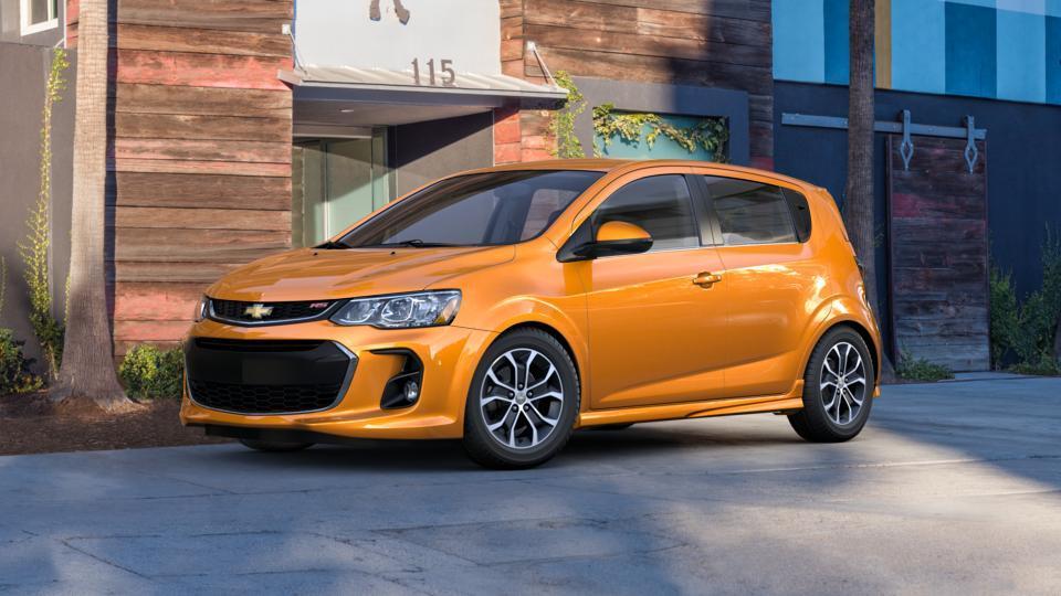 2017 orange chevrolet sonic hillsboro used car for sale for Orange city motors inc