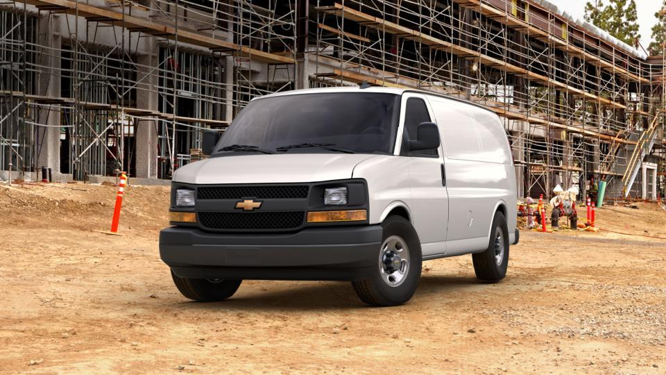 2017 Chevrolet Express Cargo Van Vehicle Photo in Naples, FL 34109