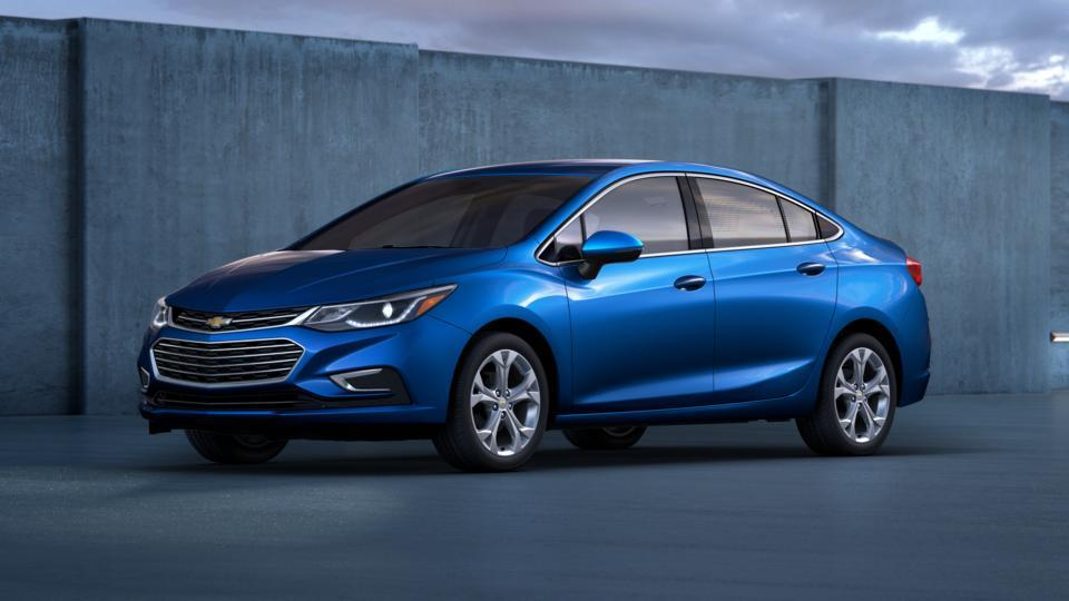 2017 Chevrolet Cruze Vehicle Photo in Plainfield, IL 60586-5132