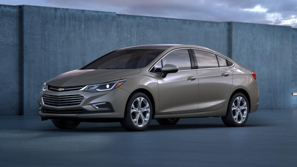 2017 Chevrolet Cruze Vehicle Photo in Anchorage, AK 99515