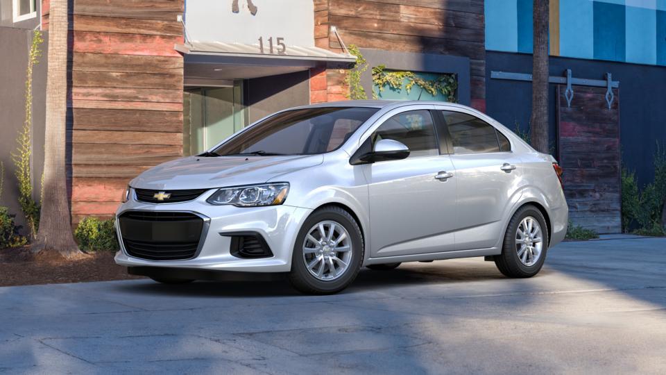 2017 Chevrolet Sonic Vehicle Photo In Alice Tx 78332