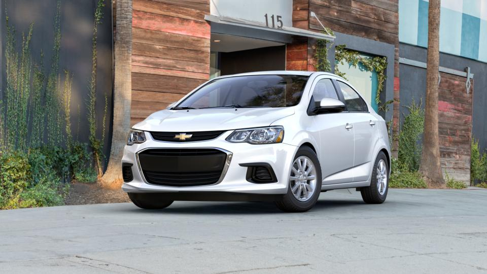 2017 Chevrolet Sonic Vehicle Photo in Massena, NY 13662