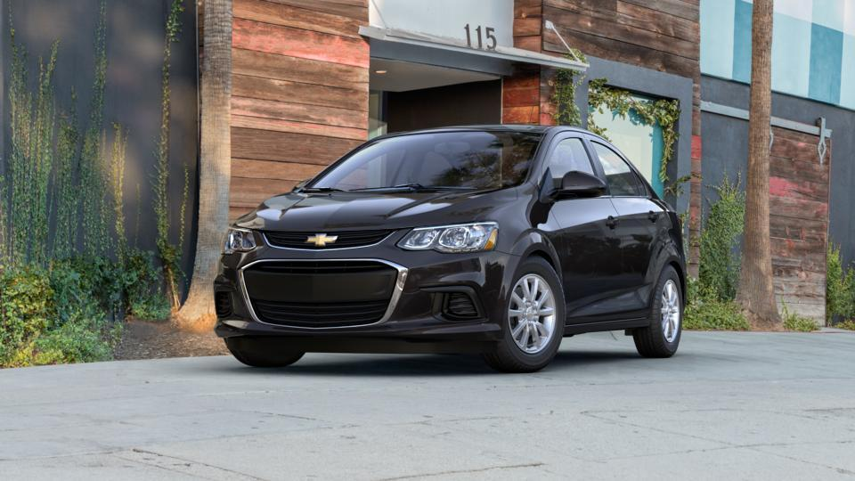 2017 Chevrolet Sonic Vehicle Photo in Oak Lawn, IL 60453