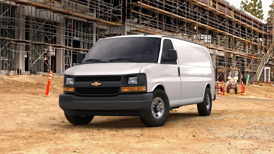 2017 Chevrolet Express Cargo Van Vehicle Photo in Mukwonago, WI 53149