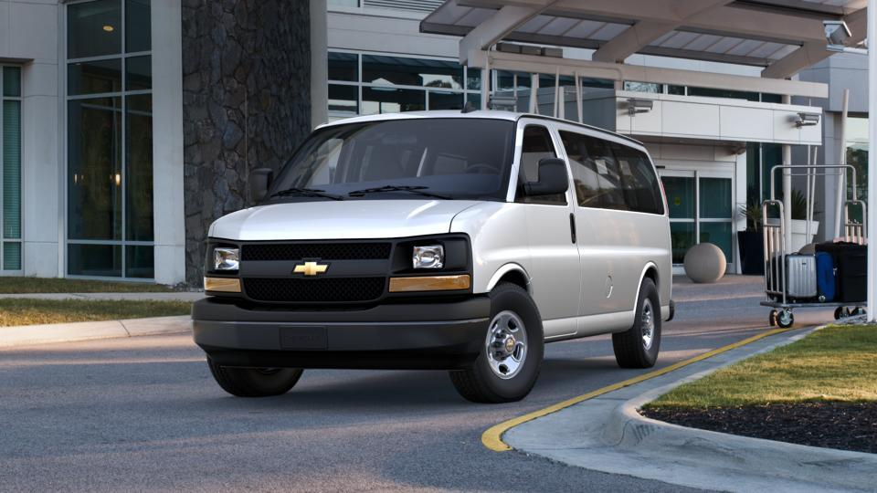 2017 Chevrolet Express Passenger Vehicle Photo in Naples, FL 34109