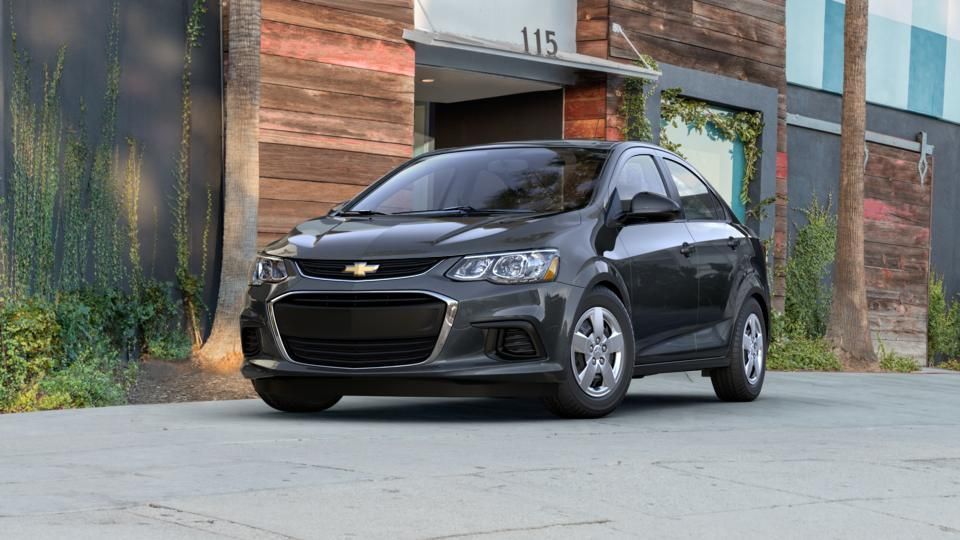 2017 Chevrolet Sonic Vehicle Photo in Charlotte, NC 28212