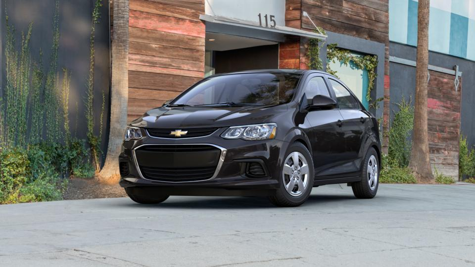 2017 Chevrolet Sonic Vehicle Photo in Dallas, TX 75244
