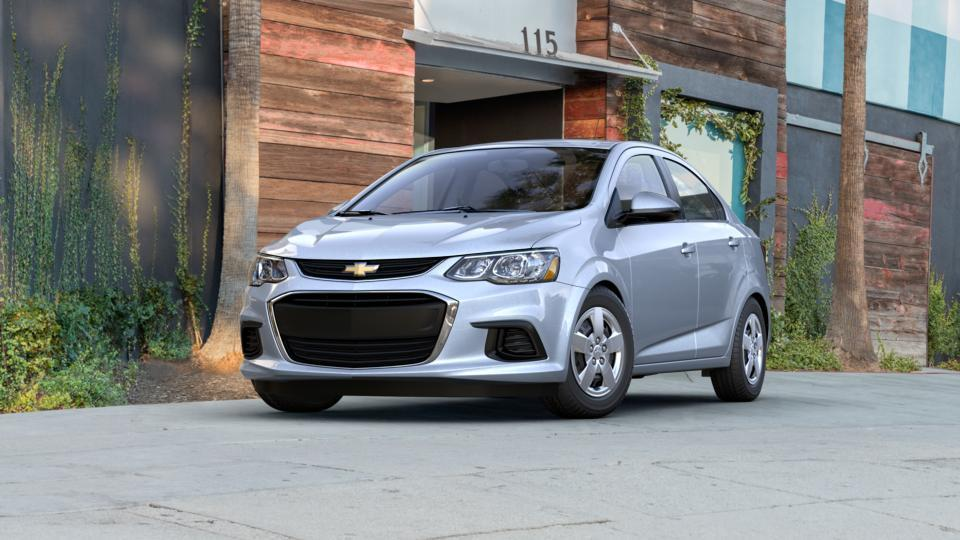 2017 Chevrolet Sonic Vehicle Photo in Moon Township, PA 15108
