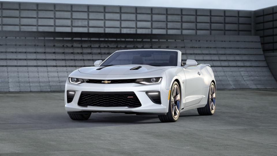 2017 Chevrolet Camaro Vehicle Photo in Columbia, MO 65203-3903