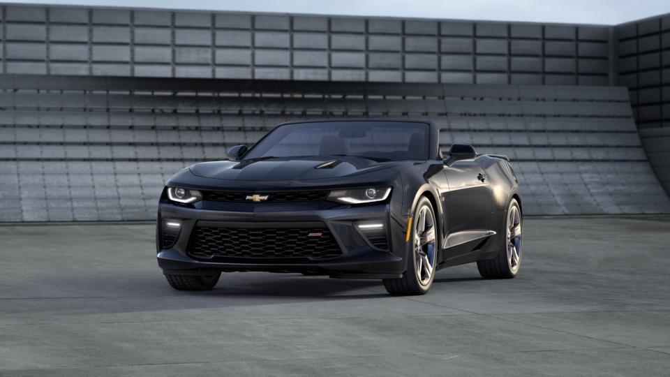 2017 Chevrolet Camaro Vehicle Photo in Warrensville Heights, OH 44128