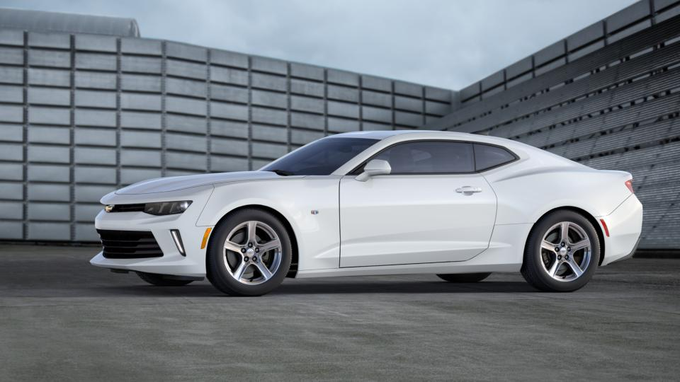New Chevrolet Camaro (Summit White) For Sale in Lubbock, Lamesa ...