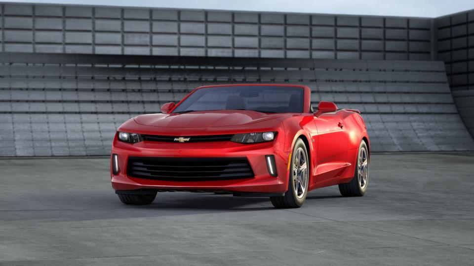 2017 Chevrolet Camaro Vehicle Photo in Melbourne, FL 32901