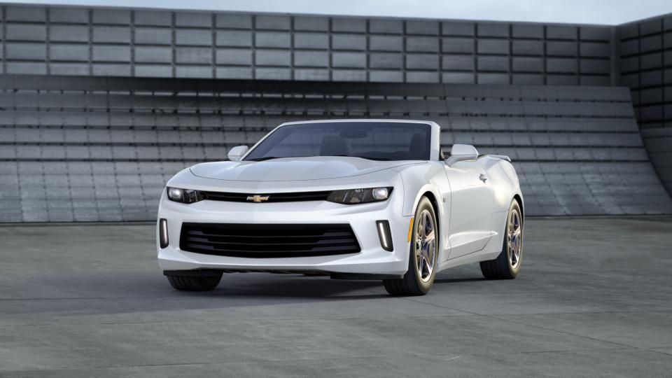 2017 Chevrolet Camaro Vehicle Photo in Richmond, VA 23231