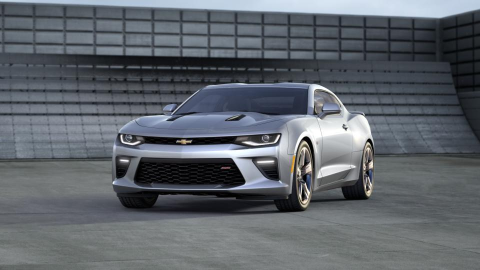 2017 Chevrolet Camaro Vehicle Photo in Wendell, NC 27591