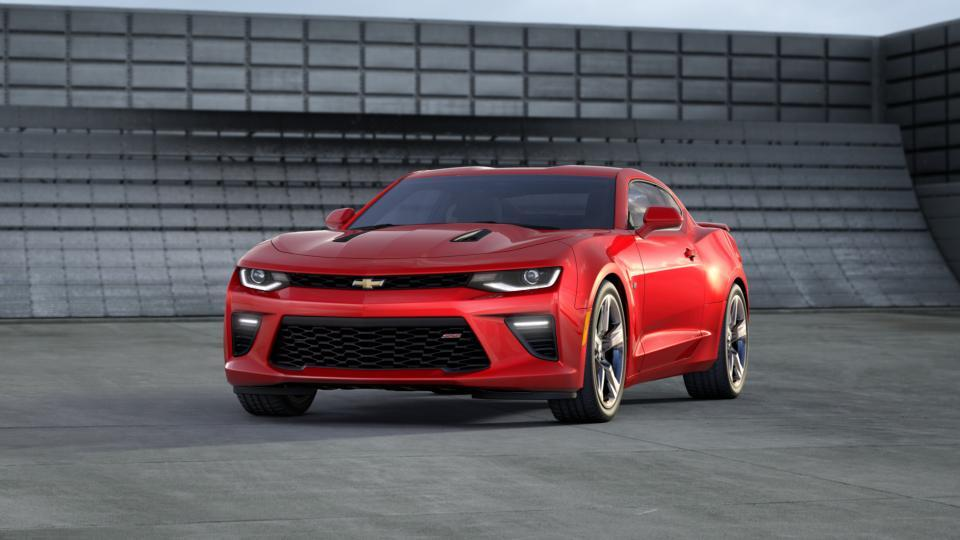 2017 Chevrolet Camaro Vehicle Photo in San Leandro, CA 94577