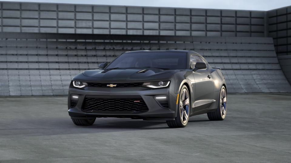 2017 Chevrolet Camaro Vehicle Photo in Homestead, FL 33034