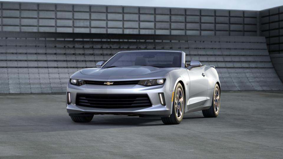 2017 Chevrolet Camaro Vehicle Photo in Gulfport, MS 39503
