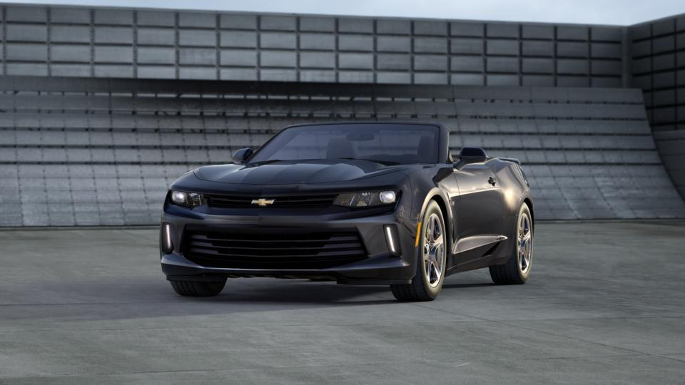 2017 Chevrolet Camaro Vehicle Photo In North Bend Or 97459