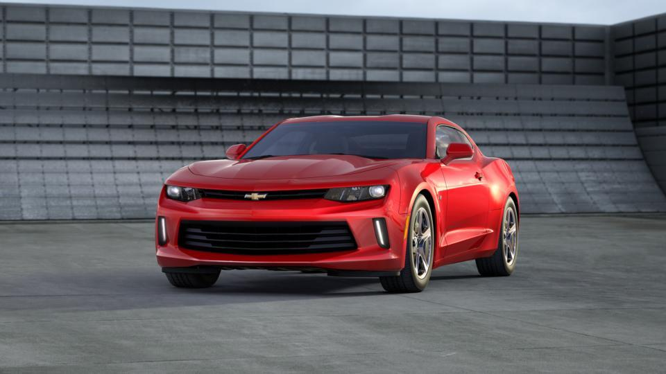 2017 Chevrolet Camaro Vehicle Photo in San Angelo, TX 76901