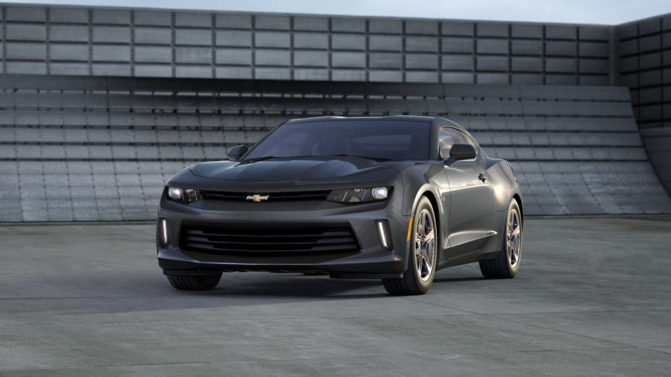 2017 Chevrolet Camaro Vehicle Photo in Grapevine, TX 76051