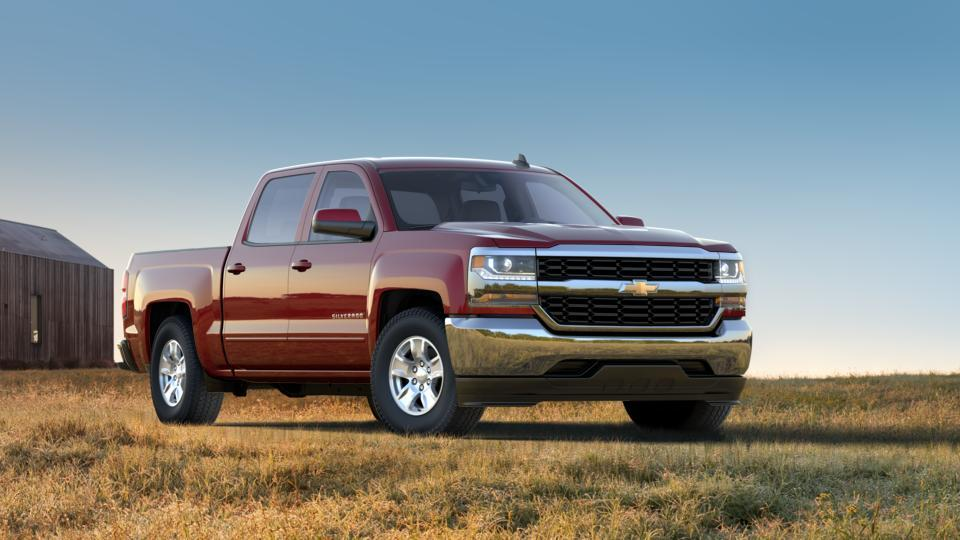 2017 Chevrolet Silverado 1500 Vehicle Photo in Corsicana, TX 75110