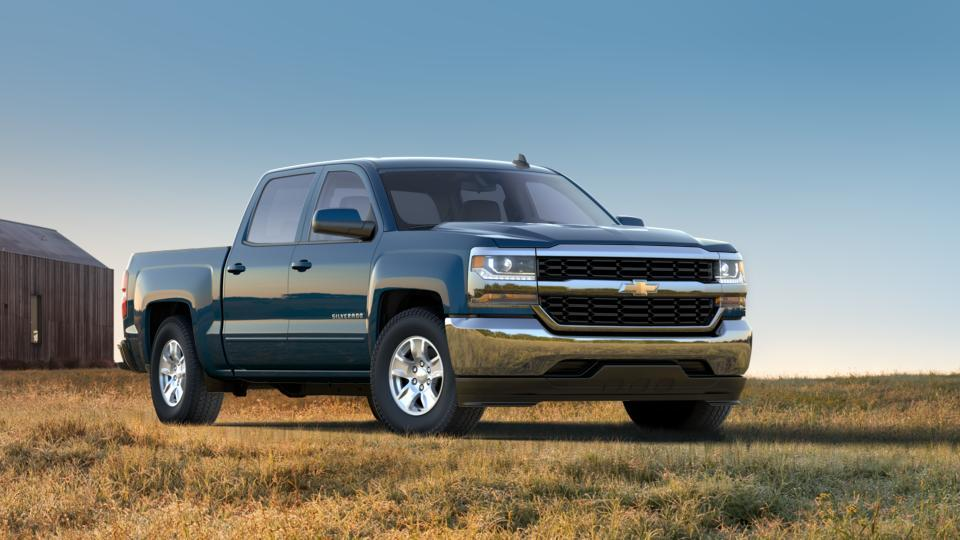 2017 Chevrolet Silverado 1500 Vehicle Photo in Midland, TX 79703