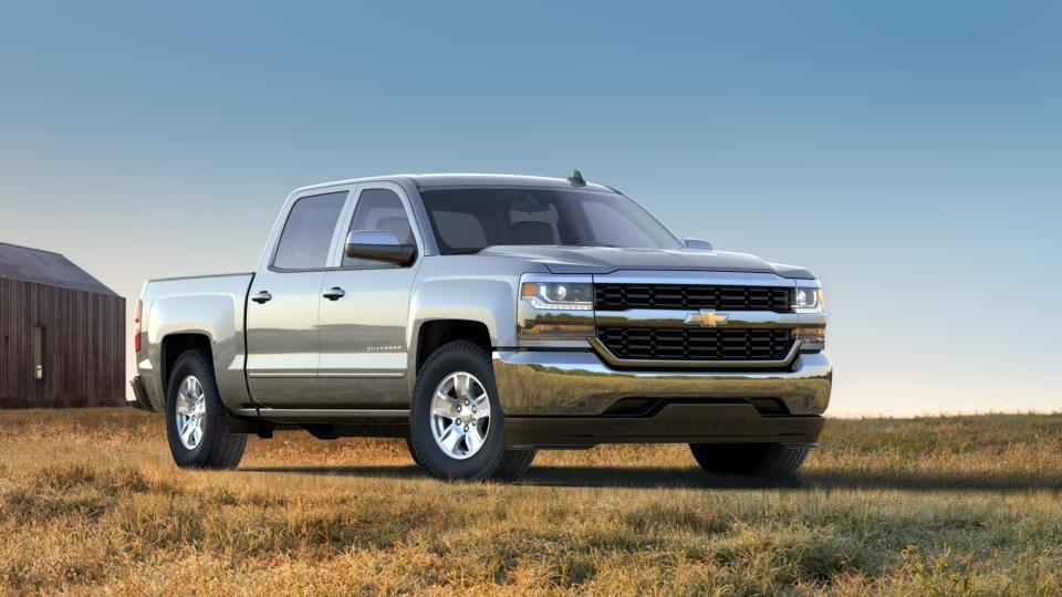 2017 Chevrolet Silverado 1500 Vehicle Photo in Ennis, TX 75119