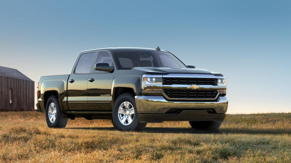 2017 Chevrolet Silverado 1500 Vehicle Photo in San Angelo, TX 76901