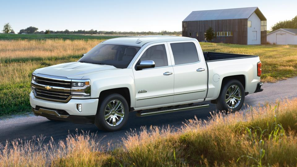 2017 chevrolet silverado 1500 crew cab short box 2 wheel drive high country pearl 4d crew cab a. Black Bedroom Furniture Sets. Home Design Ideas