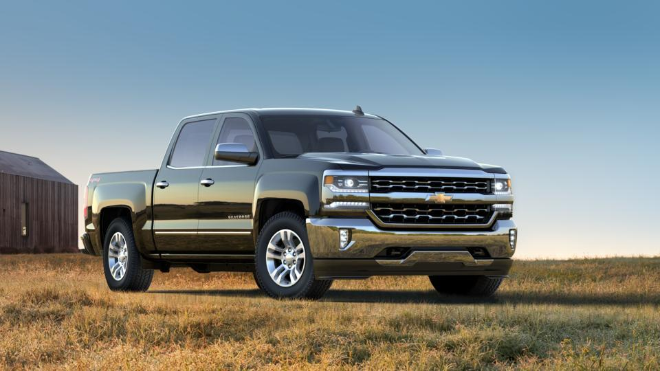 2017 Chevrolet Silverado 1500 Vehicle Photo in Moon Township, PA 15108