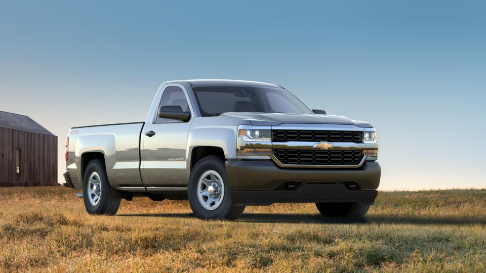 2017 Chevrolet Silverado 1500 Vehicle Photo in Napoleon, OH 43545