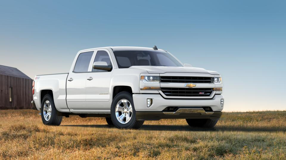 2017 Chevrolet Silverado 1500 Vehicle Photo in Baraboo, WI 53913