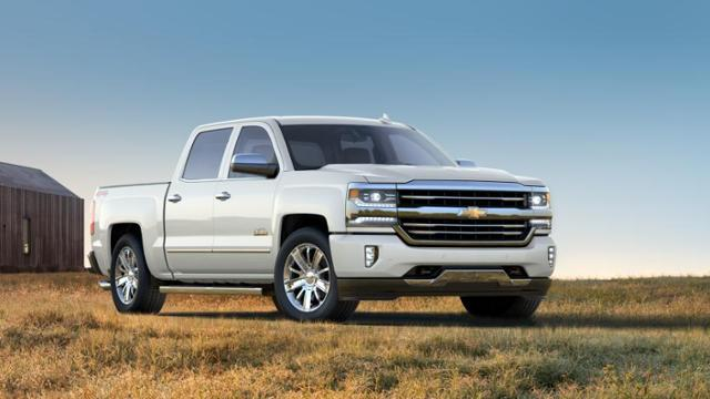 2017 Chevrolet Silverado 1500 Vehicle Photo In Clinton Il 61727