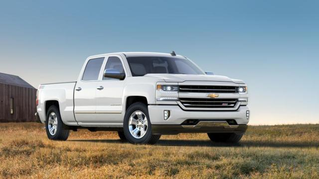 2017 Chevrolet Silverado 1500 Vehicle Photo In North East Pa 16428