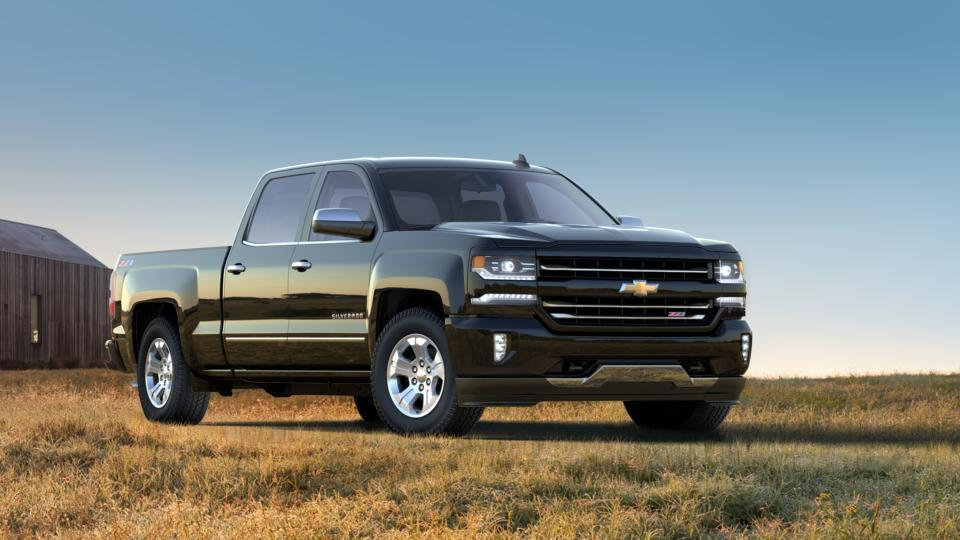 2017 Chevrolet Silverado 1500 Vehicle Photo in Albuquerque, NM 87114