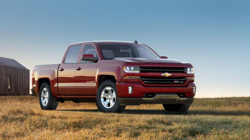 2017 Chevrolet Silverado 1500 Vehicle Photo in Maplewood, MN 55119