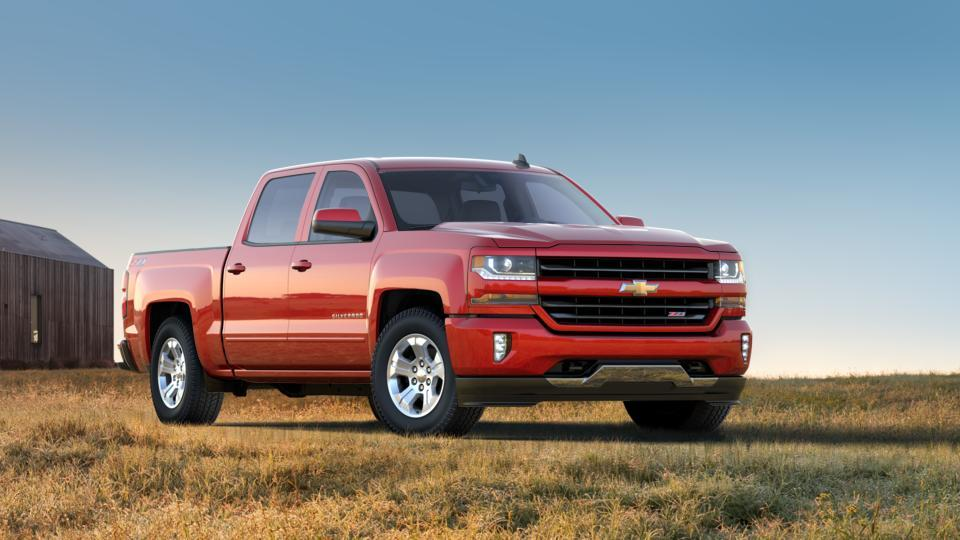 2017 Chevrolet Silverado 1500 Vehicle Photo in Kernersville, NC 27284