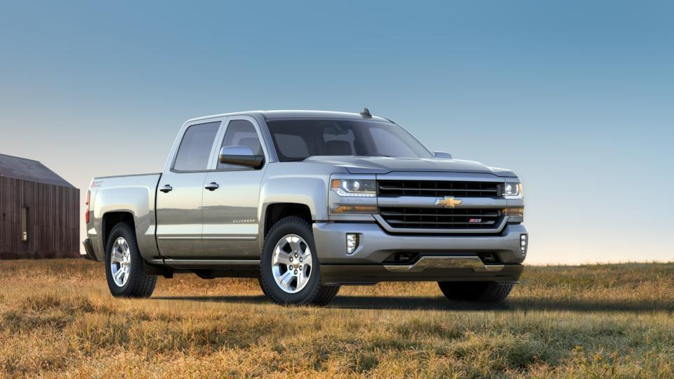 2017 Chevrolet Silverado 1500 Vehicle Photo in Spokane, WA 99207