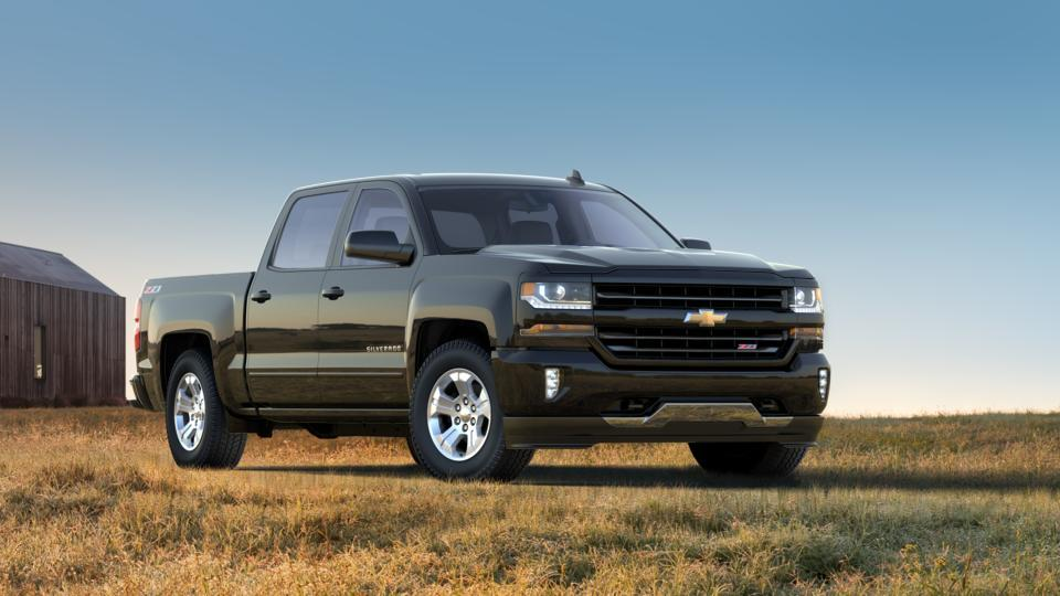 2017 Chevrolet Silverado 1500 Vehicle Photo in Cartersville, GA 30120