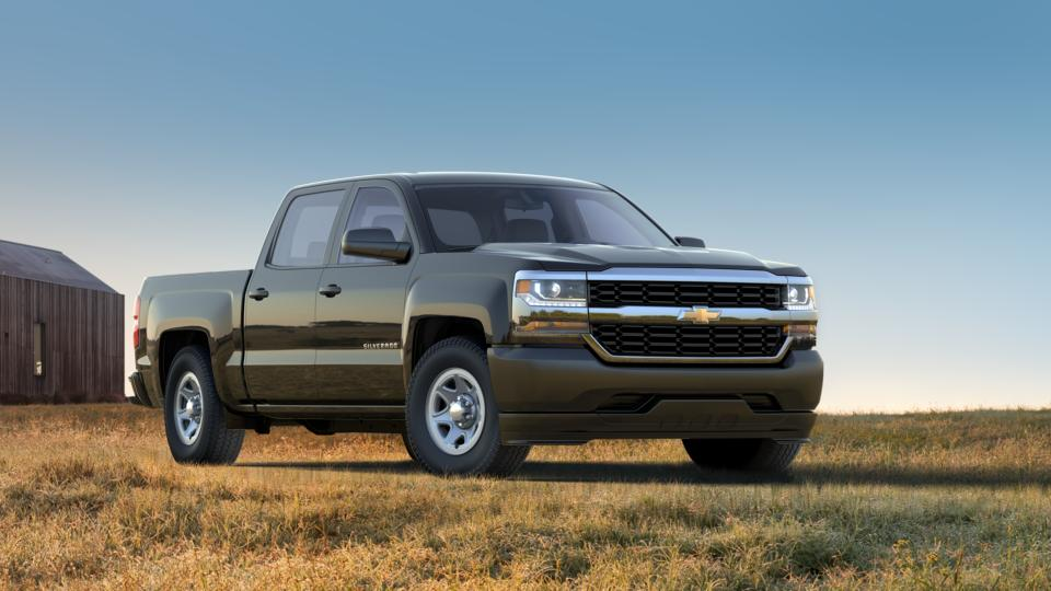 new graphite metallic 2017 chevrolet silverado 1500 crew cab short box 2 wheel drive wt for sale. Black Bedroom Furniture Sets. Home Design Ideas