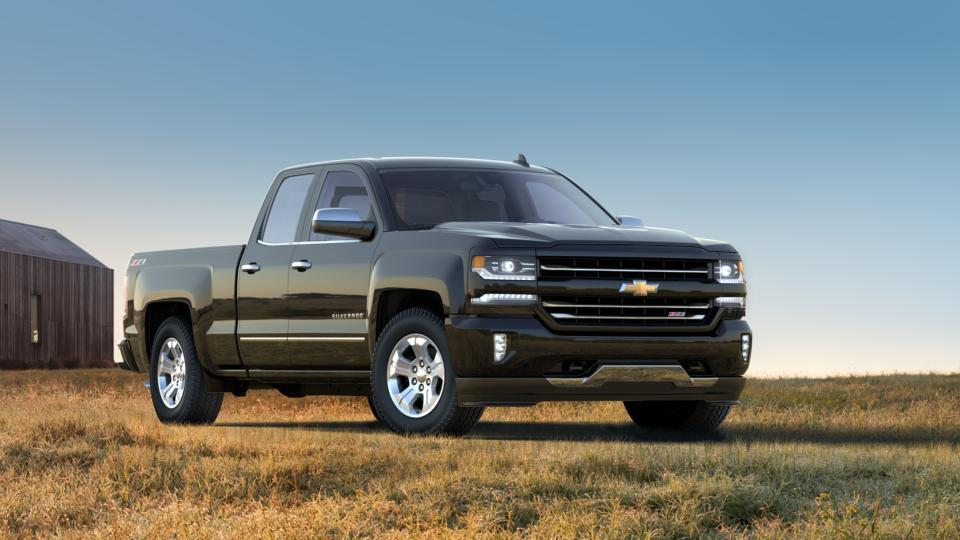 2017 Chevrolet Silverado 1500 Vehicle Photo in Novato, CA 94945