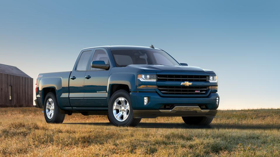 2017 Chevrolet Silverado 1500 Vehicle Photo in Helena, MT 59601