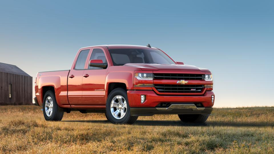 2017 Chevrolet Silverado 1500 Vehicle Photo in Hudsonville, MI 49426