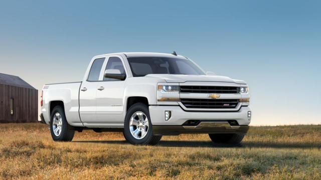2017 Chevrolet Silverado 1500 Vehicle Photo In Kentland 47951