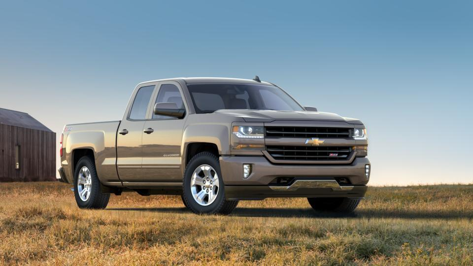2017 Chevrolet Silverado 1500 Vehicle Photo in Mansfield, OH 44906