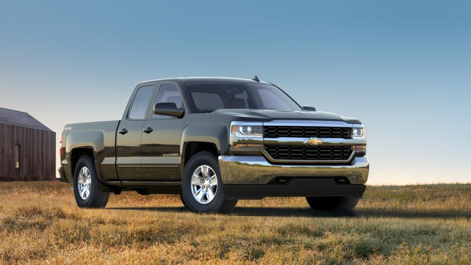 2017 Chevrolet Silverado 1500 Vehicle Photo in Detroit, MI 48207