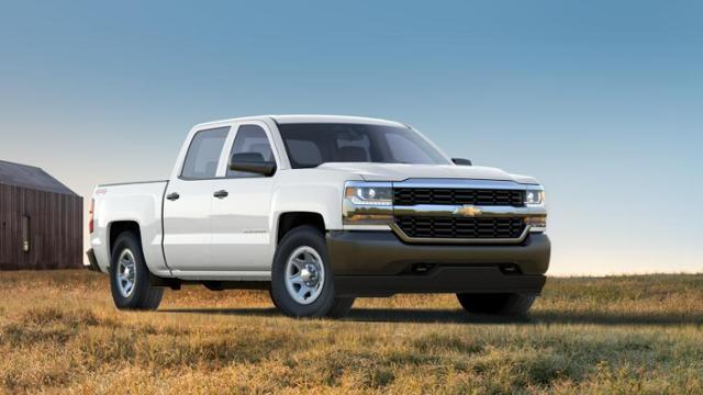 2017 Chevrolet Silverado 1500 Vehicle Photo In Hyde Park Vt 05655