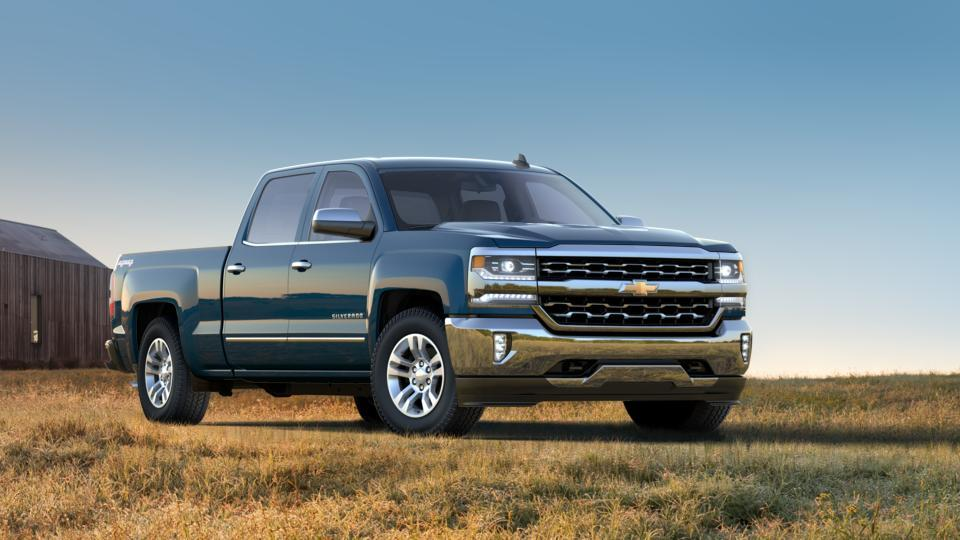 2017 Chevrolet Silverado 1500 Vehicle Photo in Manassas, VA 20109